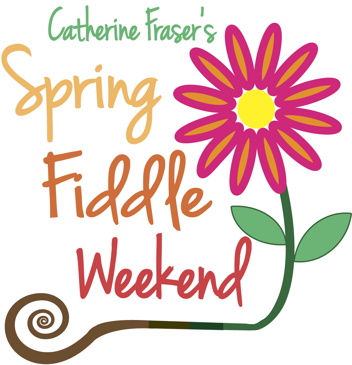 Spring FIddle Weekend